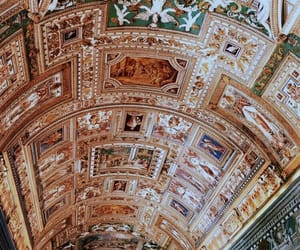 art, delicate, and sistine chapel image