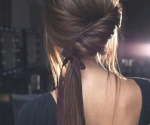hair, beauty, and hairstyles image