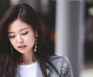 girl group, kpop, and jennie image