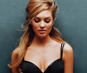 model, candice swanepoel, and Victoria's Secret image