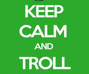 lol and troll image
