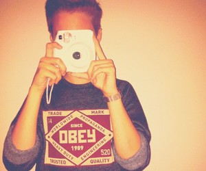polaroid, ryan beatty, and perfect image