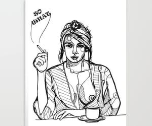 fashion, shivam sehgal artwork, and girl image