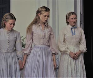 Elle Fanning, Kirsten Dunst, and Sofia Coppola image