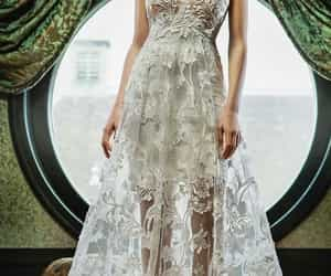 wedding, beautiful, and fashion image