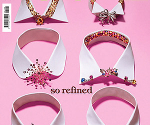 collar, vogue, and jewels image