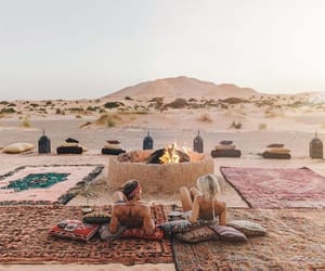 marrakech, morocco, and summer image