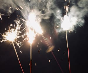 4th of july, fireworks, and fun image