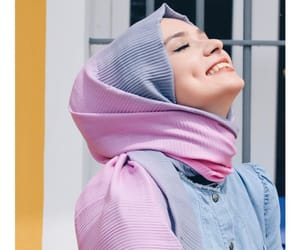 beautiful, hijab, and hijab style image