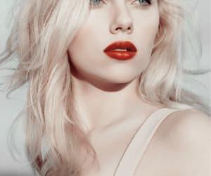 Scarlett Johansson and hair image