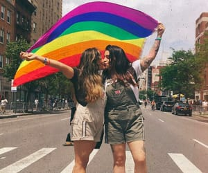 lesbian, pride, and lgbt image