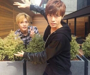 hansol, nct, and yuta image