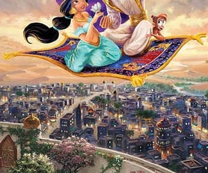 disney, jasmine, and wallpaper image