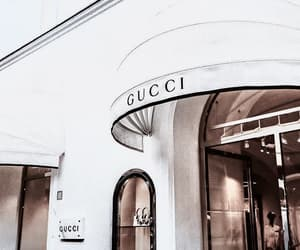 gucci, shopping, and fansy image