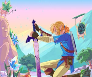 adventure, navi, and the legend of zelda image