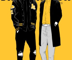 anime, manga, and banana fish image