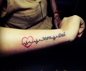 mom dad tattoo design, maa paa tattoo designs, and maa paa tattoo image