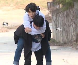 jin, bangtan, and taehyung image