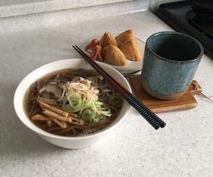 food, coffee, and korean food image
