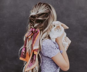 animals, fashion, and hairstyle image