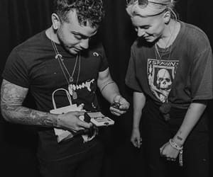pvris, lynn gunn, and brian macdonald image