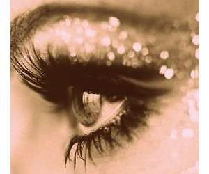 glitter, eyes, and eye image