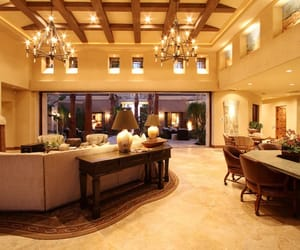 home interior painting, interior paint designs, and venetian plaster walls image