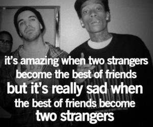 friends, strangers, and best friends image