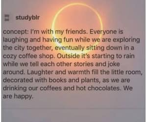 coffee, happy, and life image