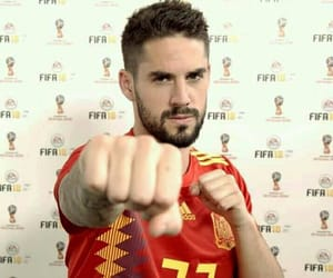spain, world cup, and isco image