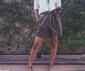 aesthetics, charles and keith, and mango image