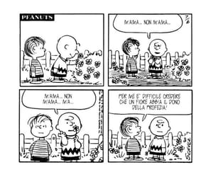 charlie brown, comics, and peanuts image