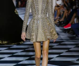 Couture, runway, and fashion image