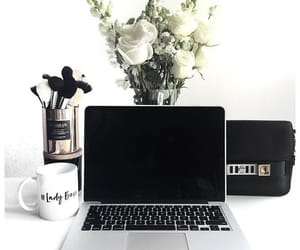 apple, electronics, and macbook image