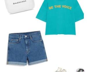 Balenciaga, blouse, and sorts image