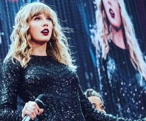 Reputation, Taylor Swift, and tour image