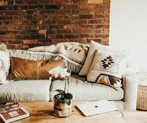 aesthetic, furniture, and hippie image