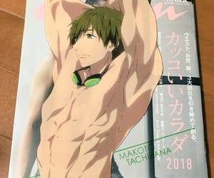 anime, free! eternal summer, and free! starting days image