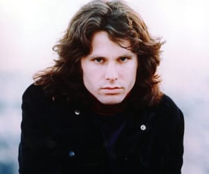 60s, Jim Morrison, and 70s image