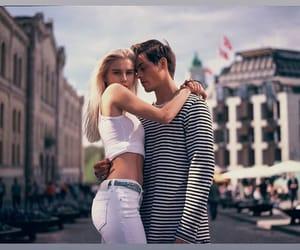 boyfriend, couple, and love image