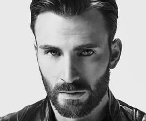 celebrities, chris evans, and handsome image