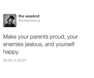 quotes, happy, and the weeknd image
