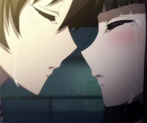 anime, boy, and gif image