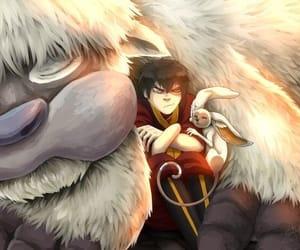 avatar, zuko, and appa image