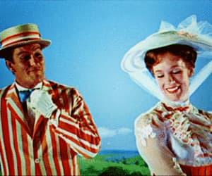 gif, julie andrews, and Mary Poppins image