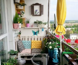 home decor and balcone image