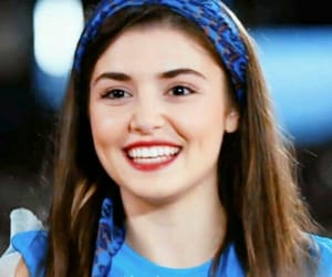 actress, beauty, and blue image