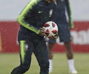 brazil, soccer player, and neymar jr. image
