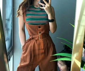 casual, fashion, and fashion girl image