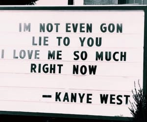 image, kanye west, and love me image